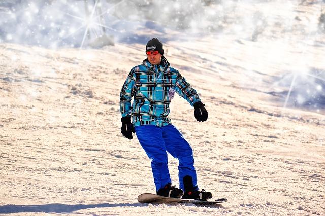 nieuwe wintersportkleding snowboard