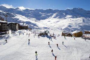 pistes wintersport